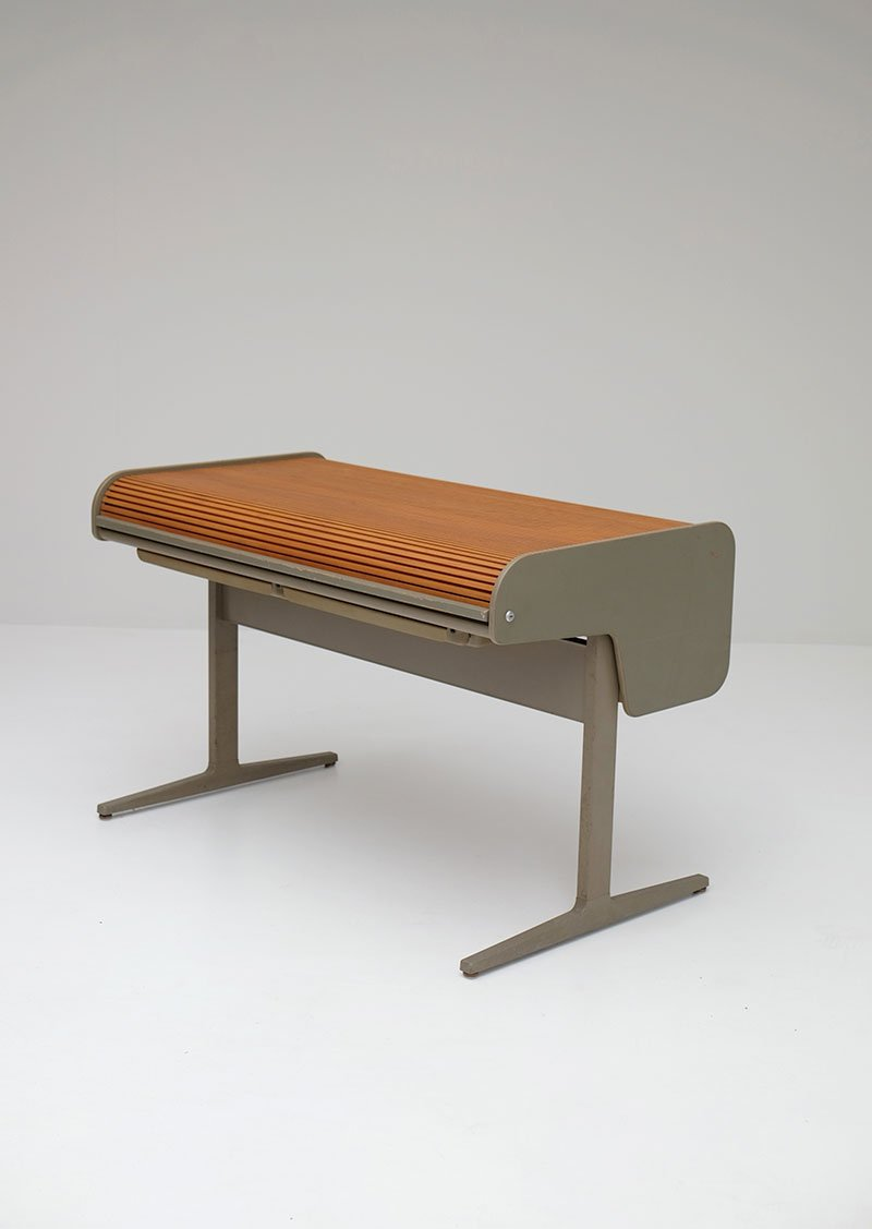 Vintage Action Office Desk by George Nelson for Herman Miller for ...