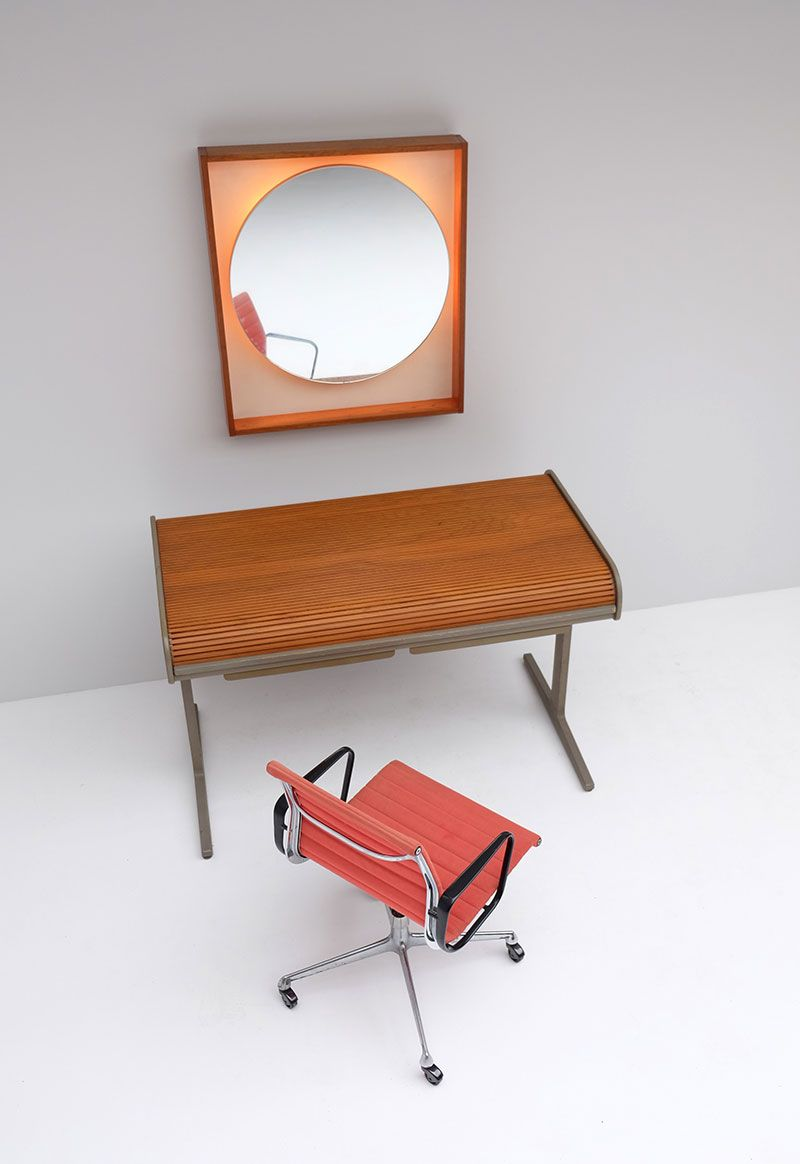 vintage action office desk by george nelson for herman miller action office desk george