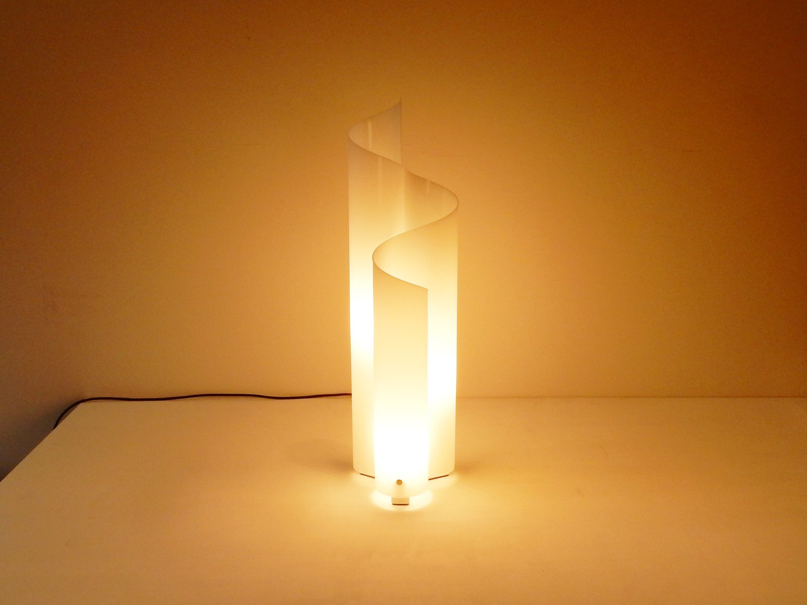 Mezzachimera Table Lamp By Vico Magistretti For Artemide