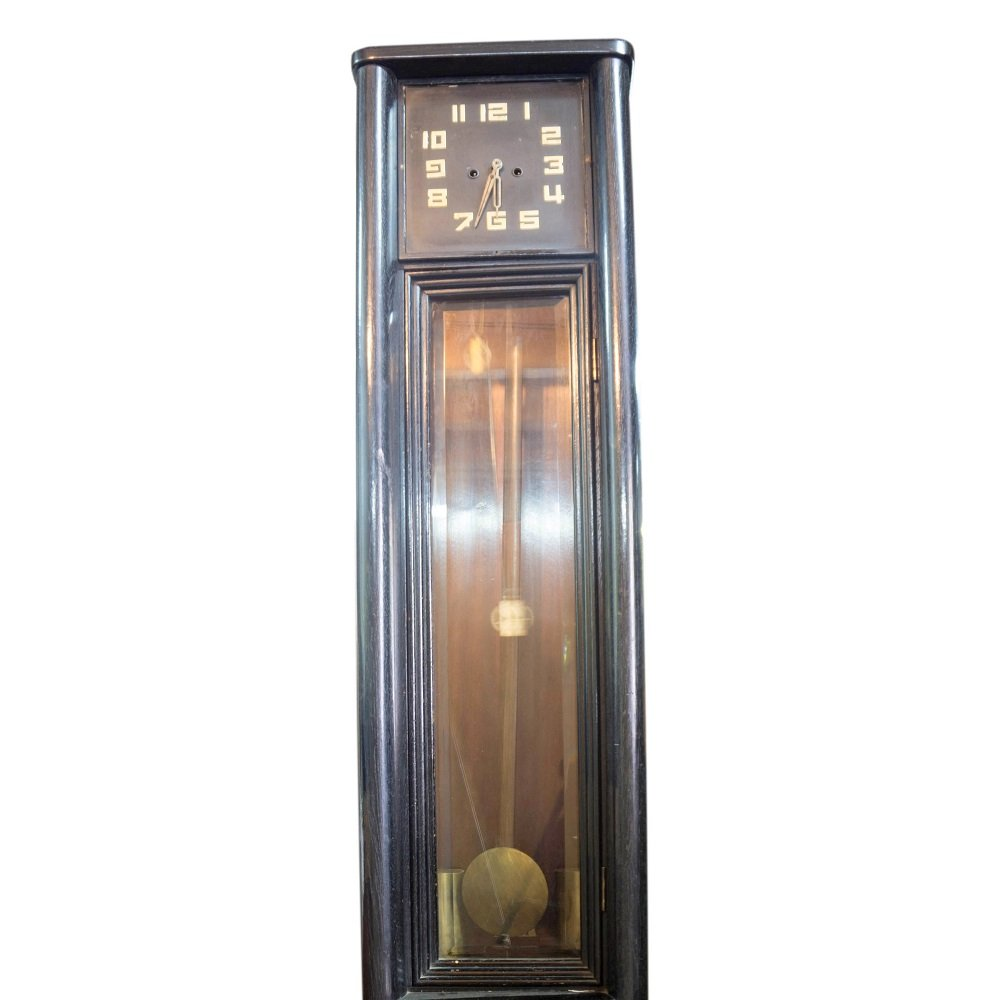 Czech art deco grandfather clock 1930s for sale at pamono for Deco 6 hoerdt