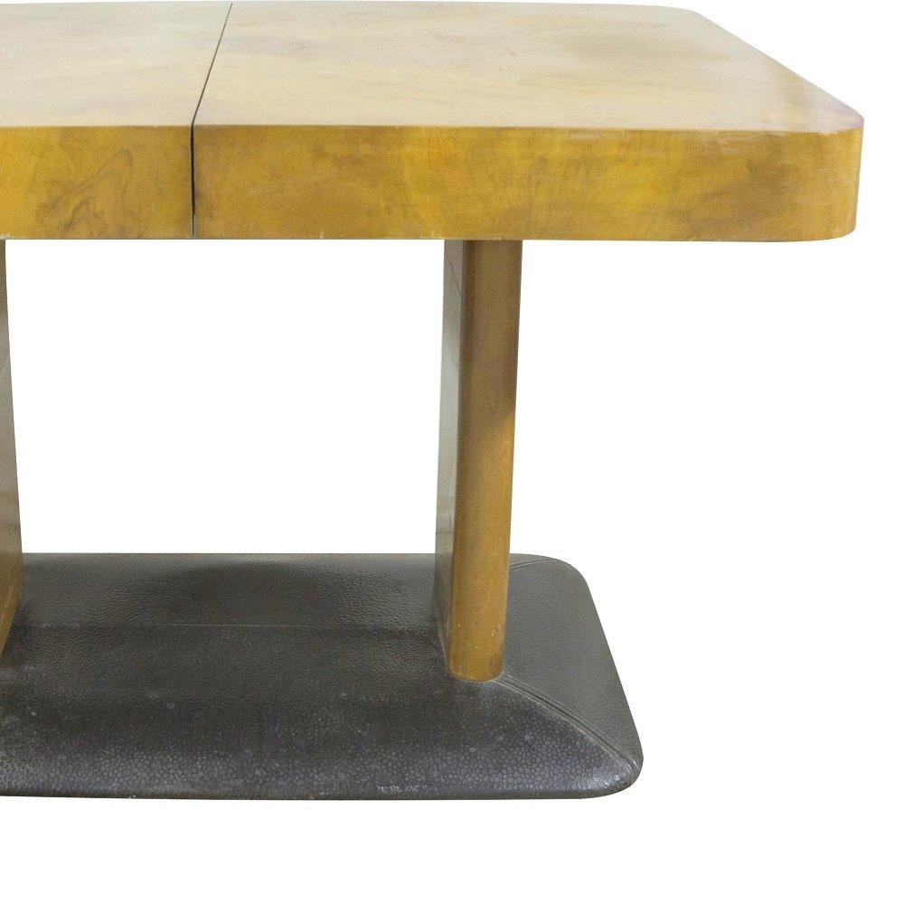 table de salle manger h 356 par jind ich halabala 1930s