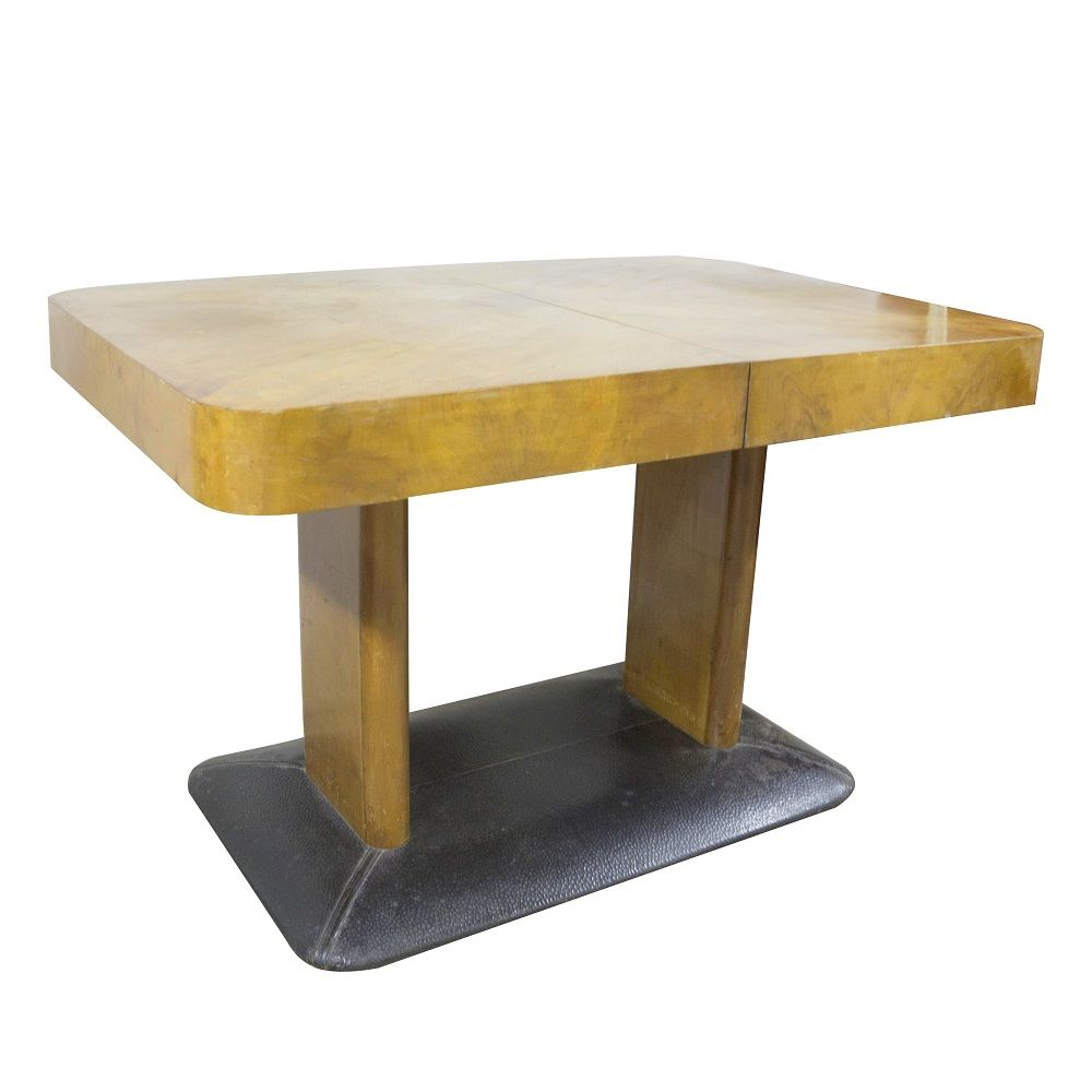 H 356 Dining Table By Jindrich Halabala 1930s For Sale At