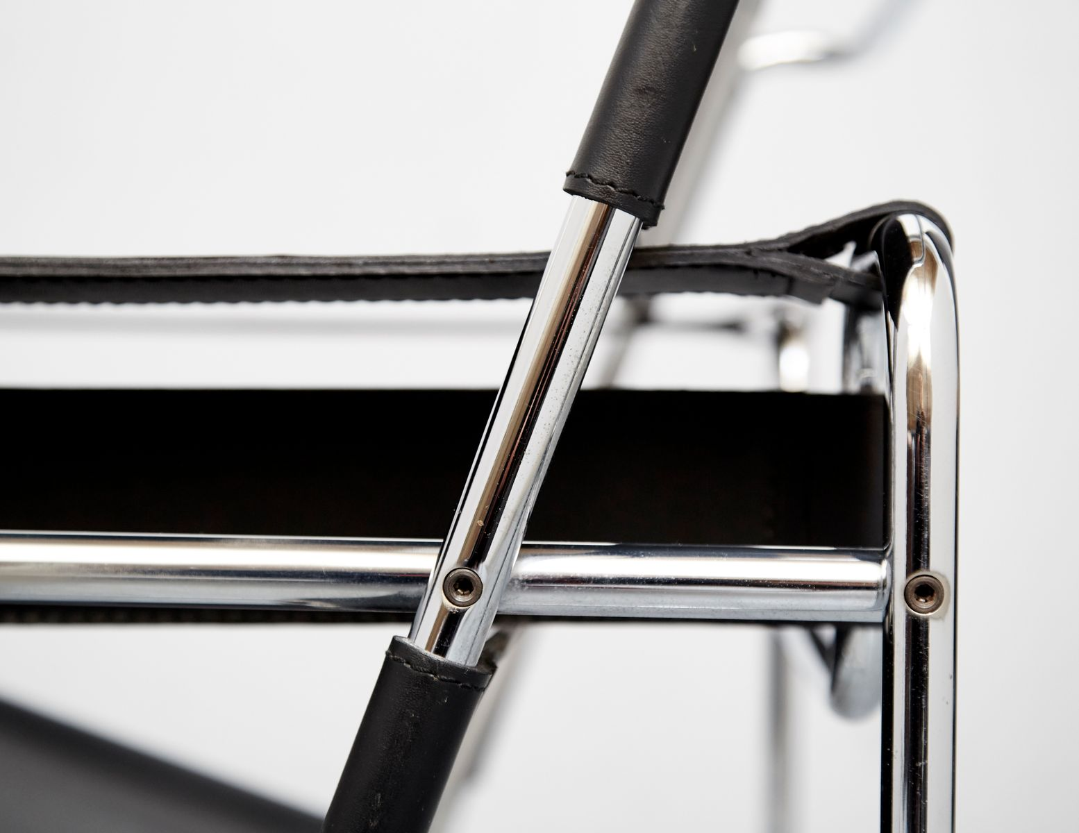 Vintage wassily chair by marcel breuer for knoll international for - Vintage Wassily Chair By Marcel Breuer For Knoll