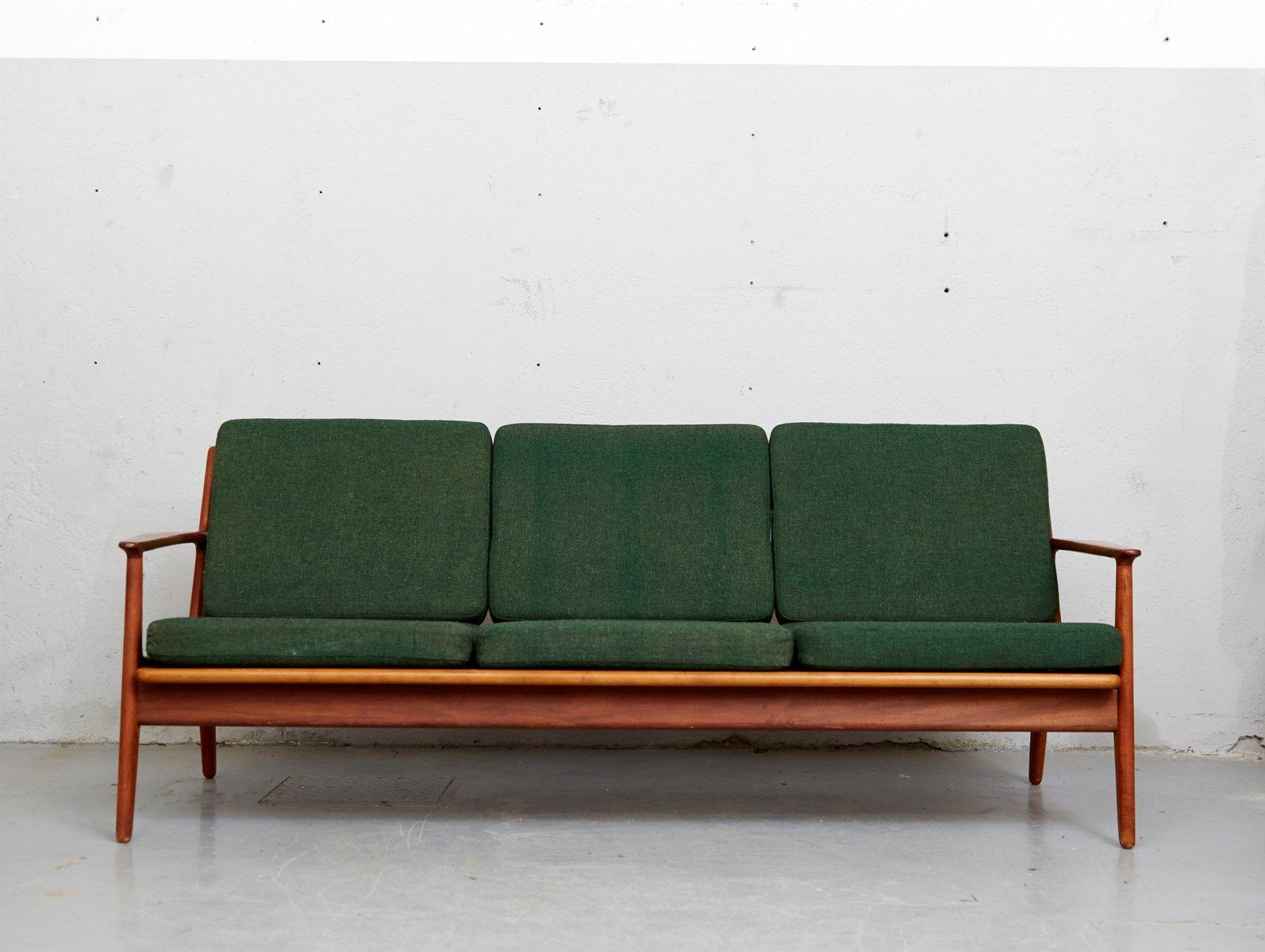 Mid Century Teak Sofa By Arne Vodder For Vamo Sonderborg For Sale At Pamono