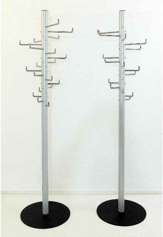 Vintage metall garderobe bei pamono kaufen for Garderobe metall