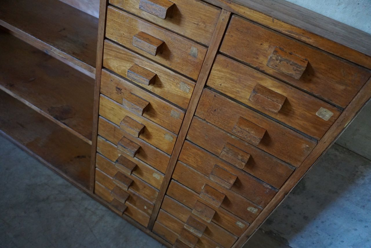 Marvelous photograph of Industrial School Shelving Unit 1950s for sale at Pamono with #64462C color and 1280x855 pixels