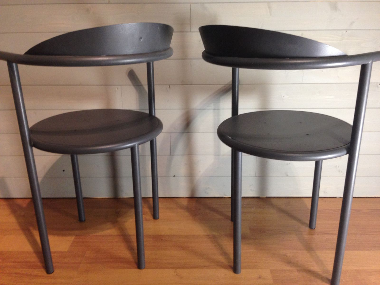 dining chairs by philippe starck 1987 set of 2 for sale On chaise japonaise