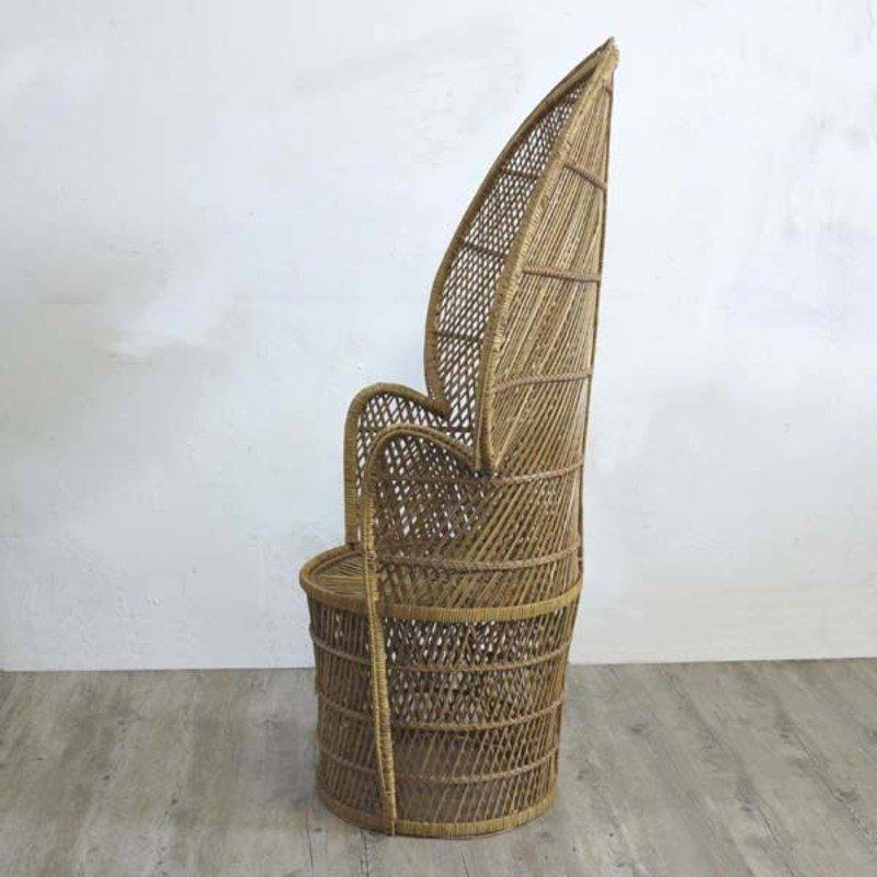rattan sessel hohe r ckenlehne williamflooring. Black Bedroom Furniture Sets. Home Design Ideas