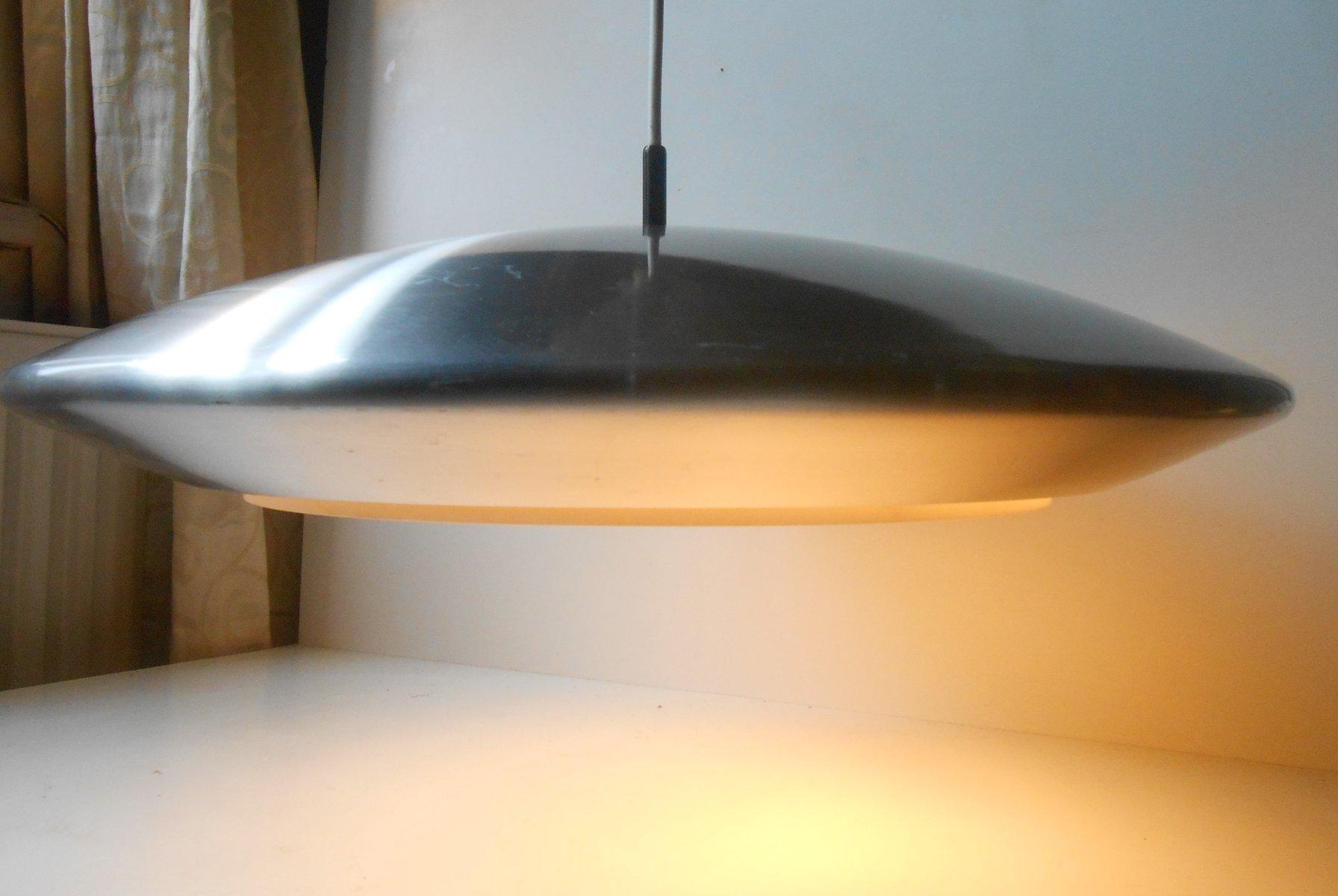 Danish diskos flying saucer pendant lamp by jo hammerborg for fog danish diskos flying saucer pendant lamp by jo hammerborg for fog mrup 1960s arubaitofo Images