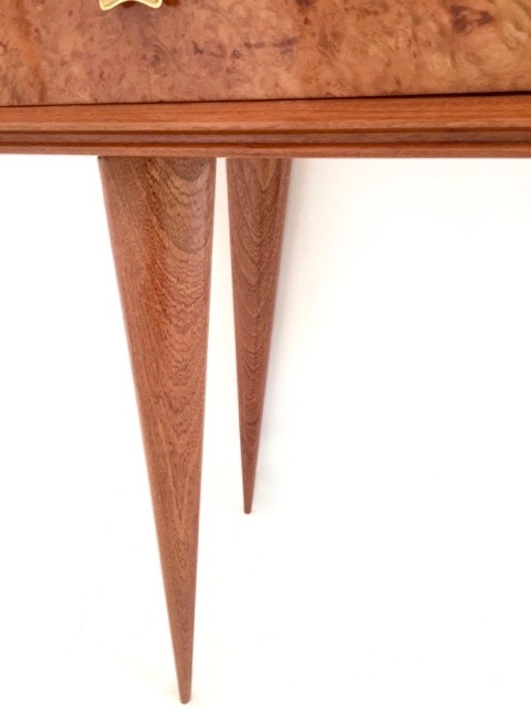 50s retro console table - photo #46