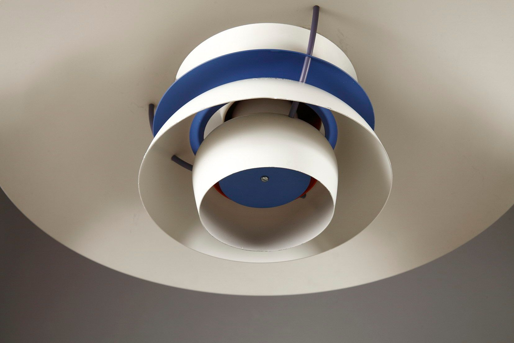 ph 5 pendant lamp by poul henningsen for louis poulsen for. Black Bedroom Furniture Sets. Home Design Ideas