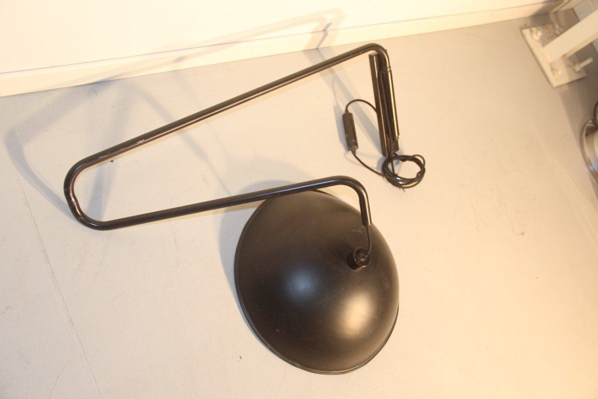 Wall Mounted Extendable Lamp : Italian Extendable Wall Lamp from Ecoluce, 1970s for sale at Pamono