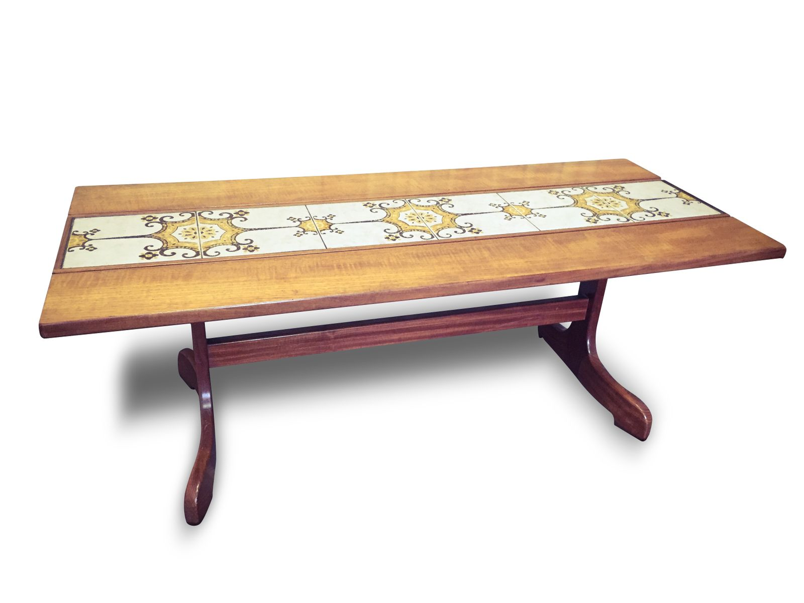Mid Century Teak Tiled Coffee Table From G Plan 1960s For Sale At Pamono