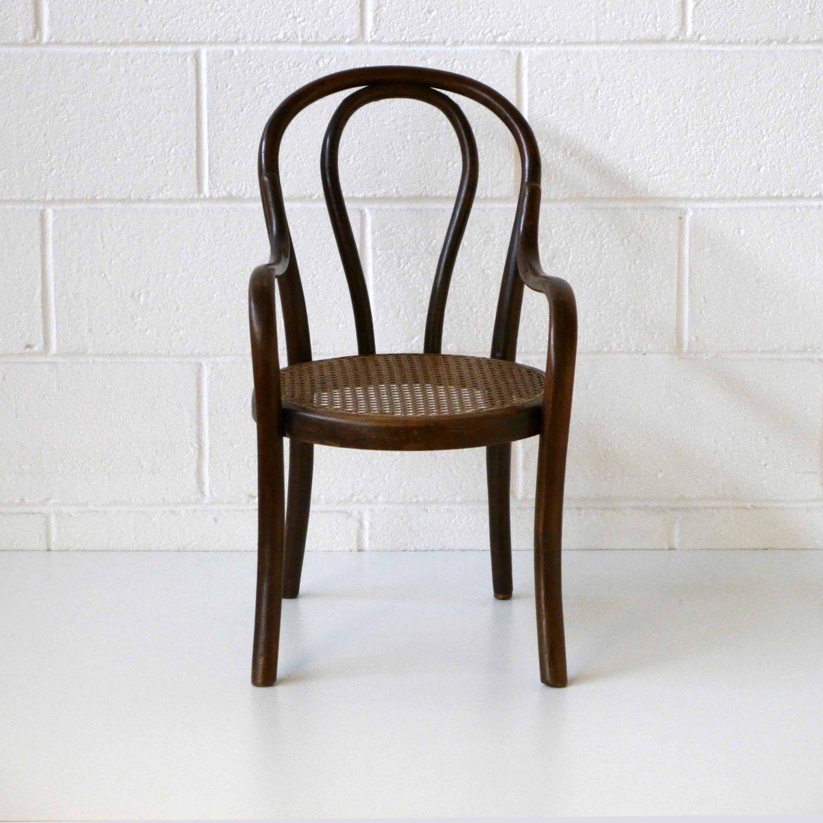 Chaise pour enfant en bois de fischel en vente sur pamono for Chaise enfant bois