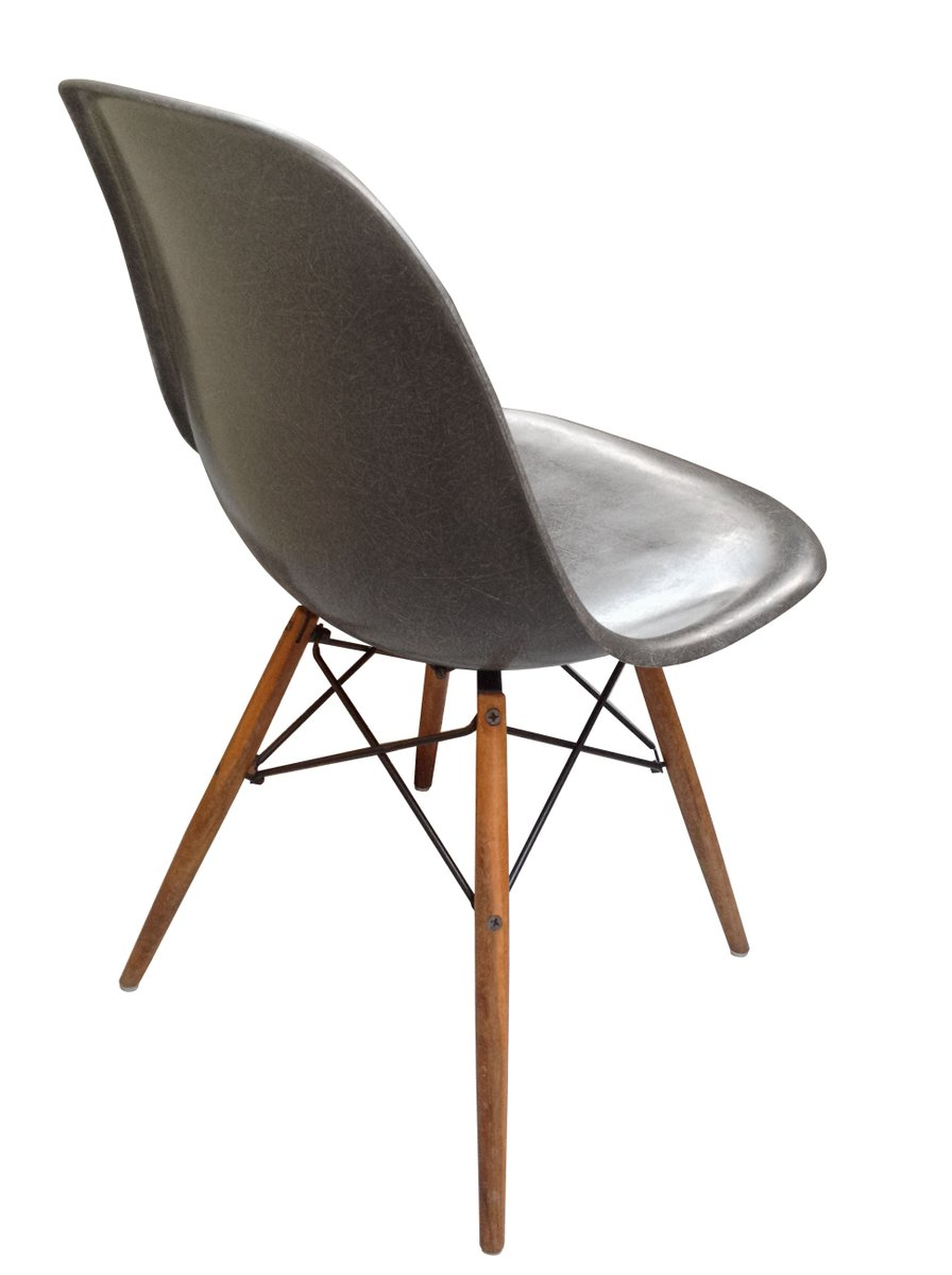 DSW Dining Chair By Charles amp Ray Eames For Herman Miller