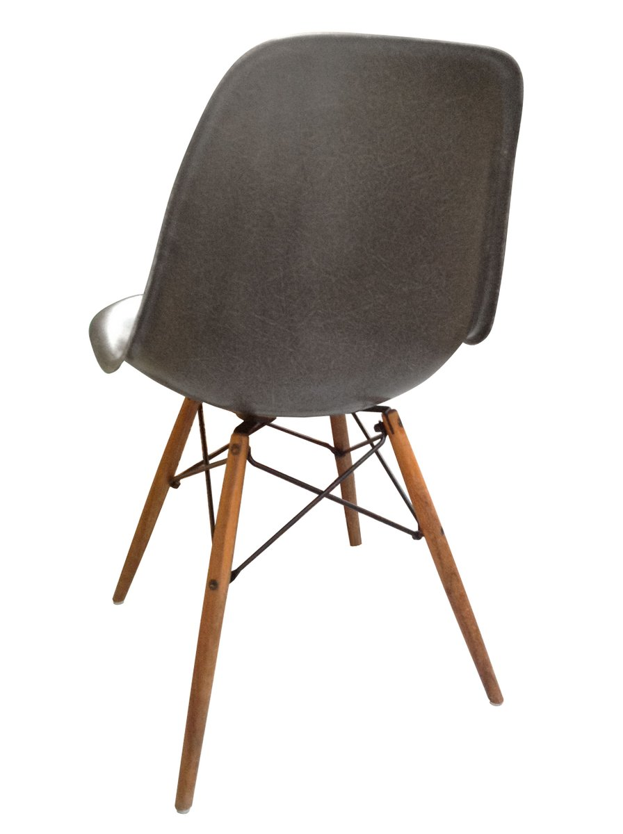 DSW Dining Chair by Charles & Ray Eames for Herman Miller