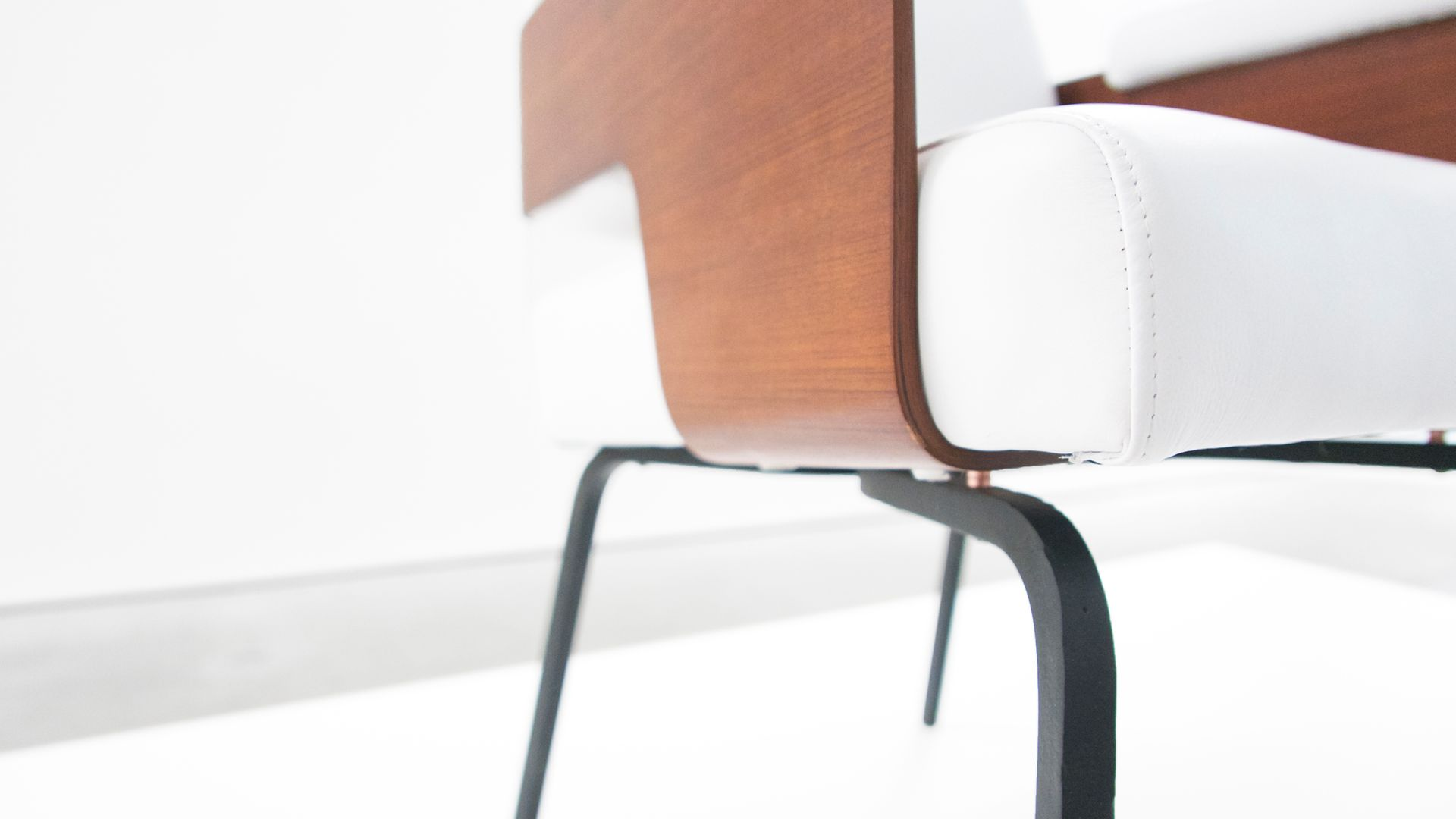 fort Chair by Antoine Philippon & Jacqueline Lecoq 1950 for