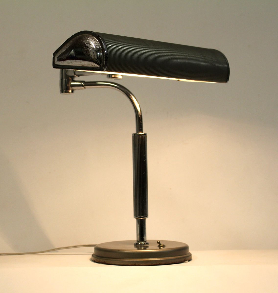 Table Lamp by Eileen Gray for Jumo 1930s for sale at Pamono