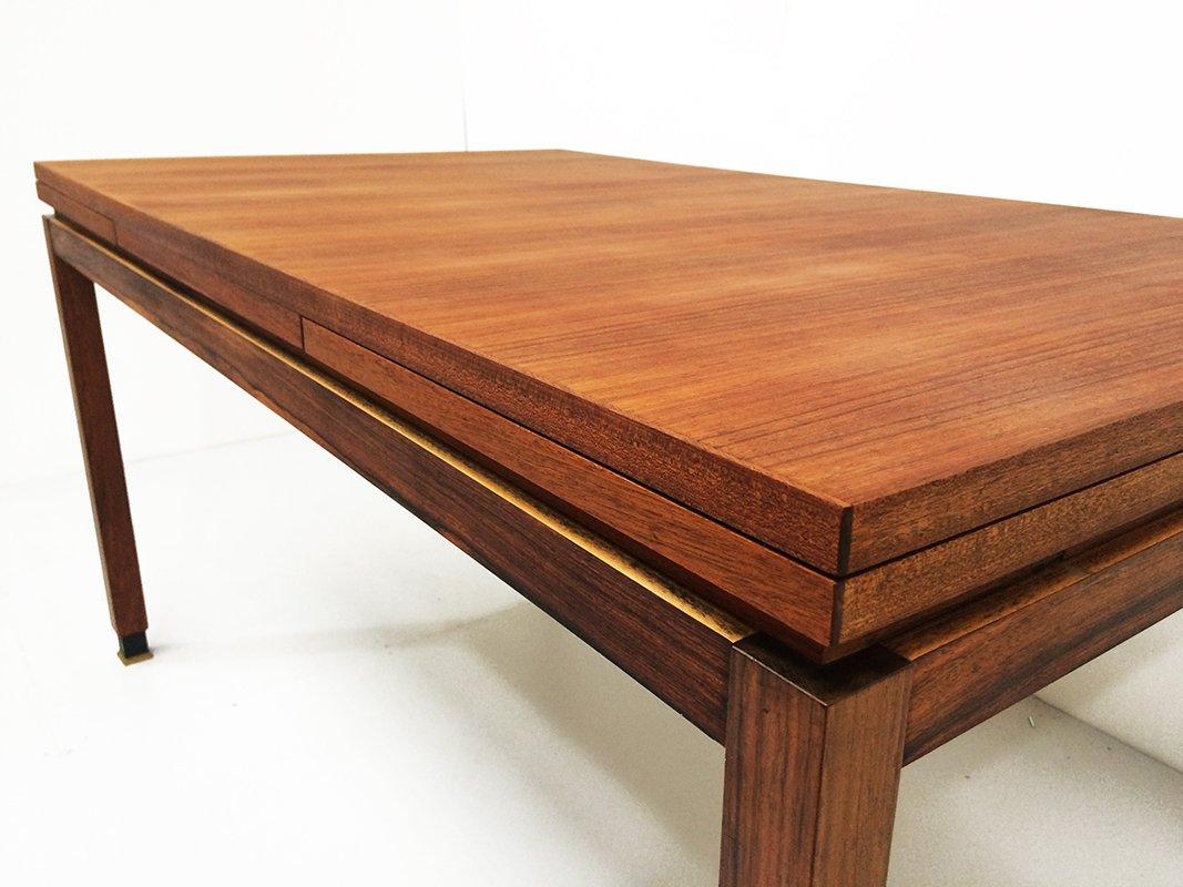 expandable teak dining table mikemie