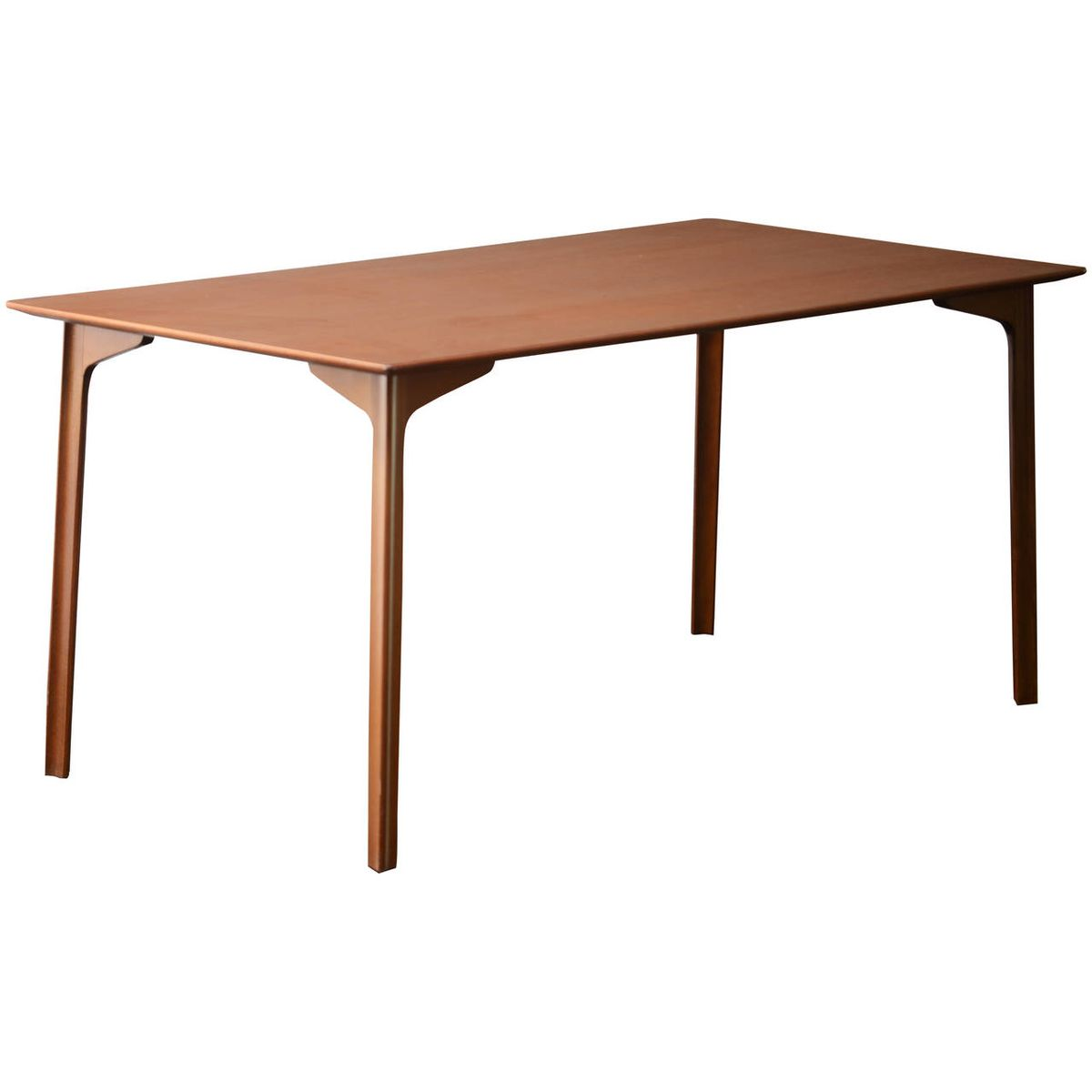 Teak grand prix table by arne jacobsen 1957 for sale at for Grande table