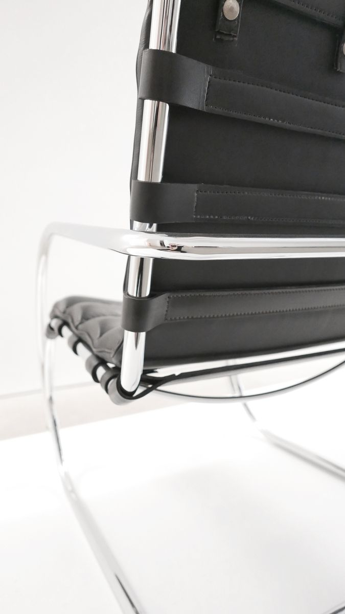 american mr lounge chair by mies van der rohe 1960s for sale at