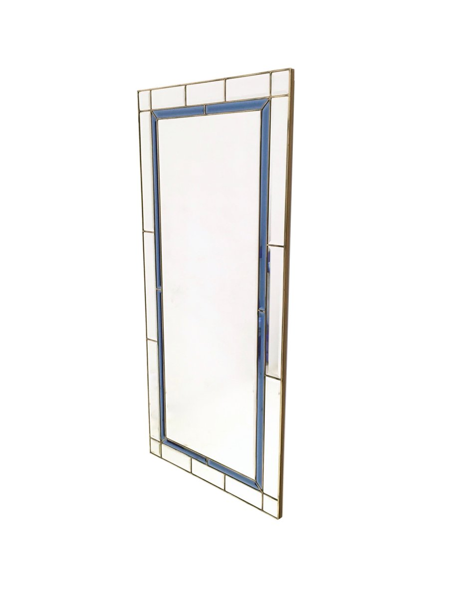 Large wall mirror 1960s for sale at pamono for Huge wall mirrors for sale