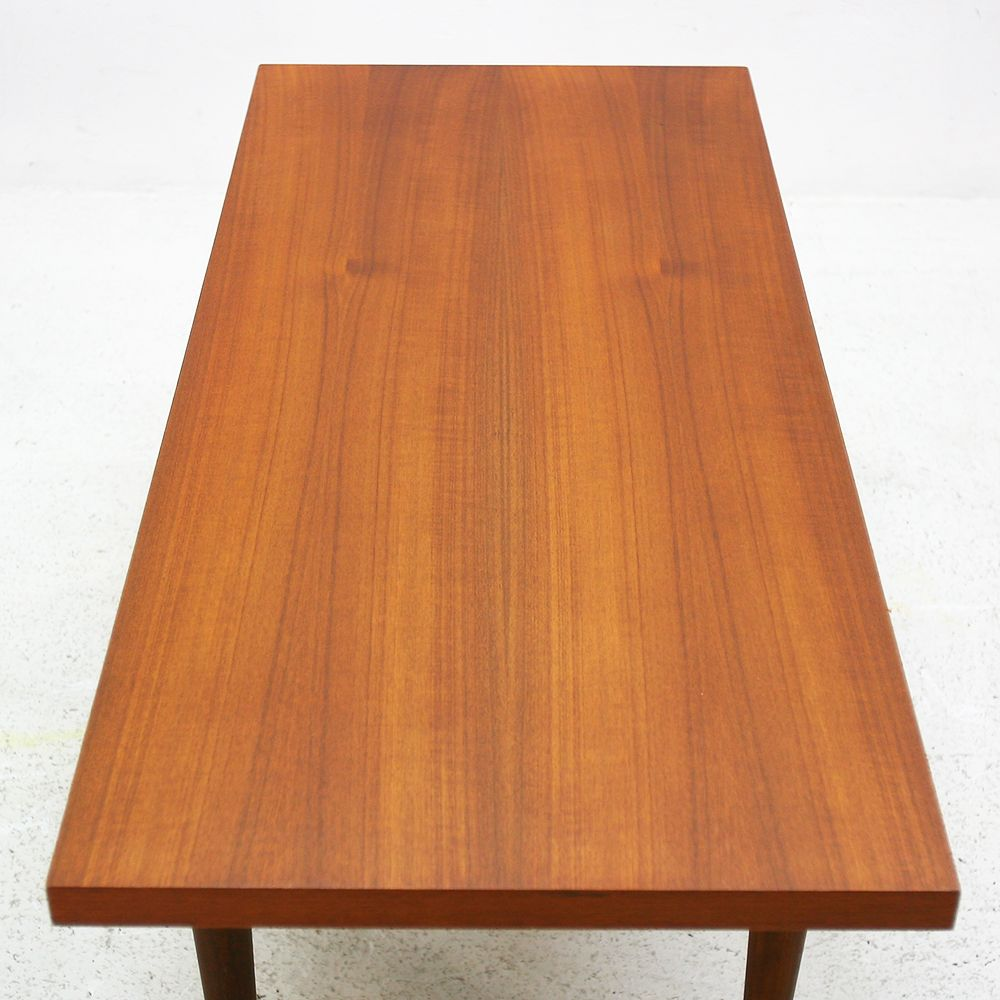 teak coffee table from ilse m bel 1960s for sale at pamono. Black Bedroom Furniture Sets. Home Design Ideas