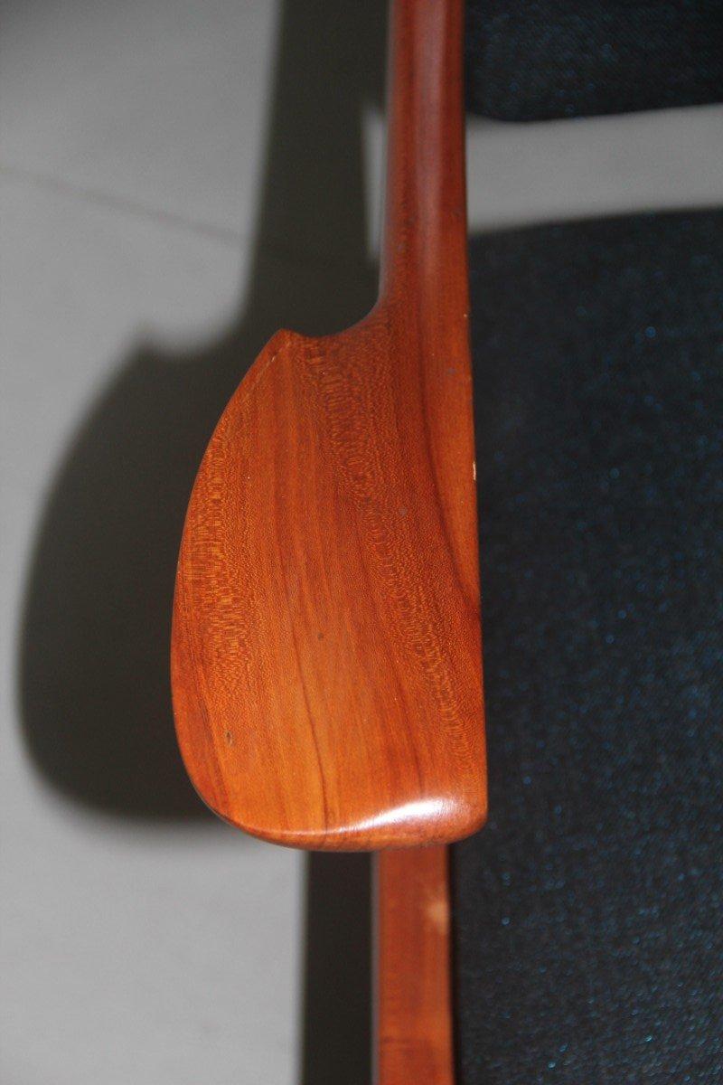 italienischer b rostuhl aus kirschholz 1950 bei pamono kaufen. Black Bedroom Furniture Sets. Home Design Ideas