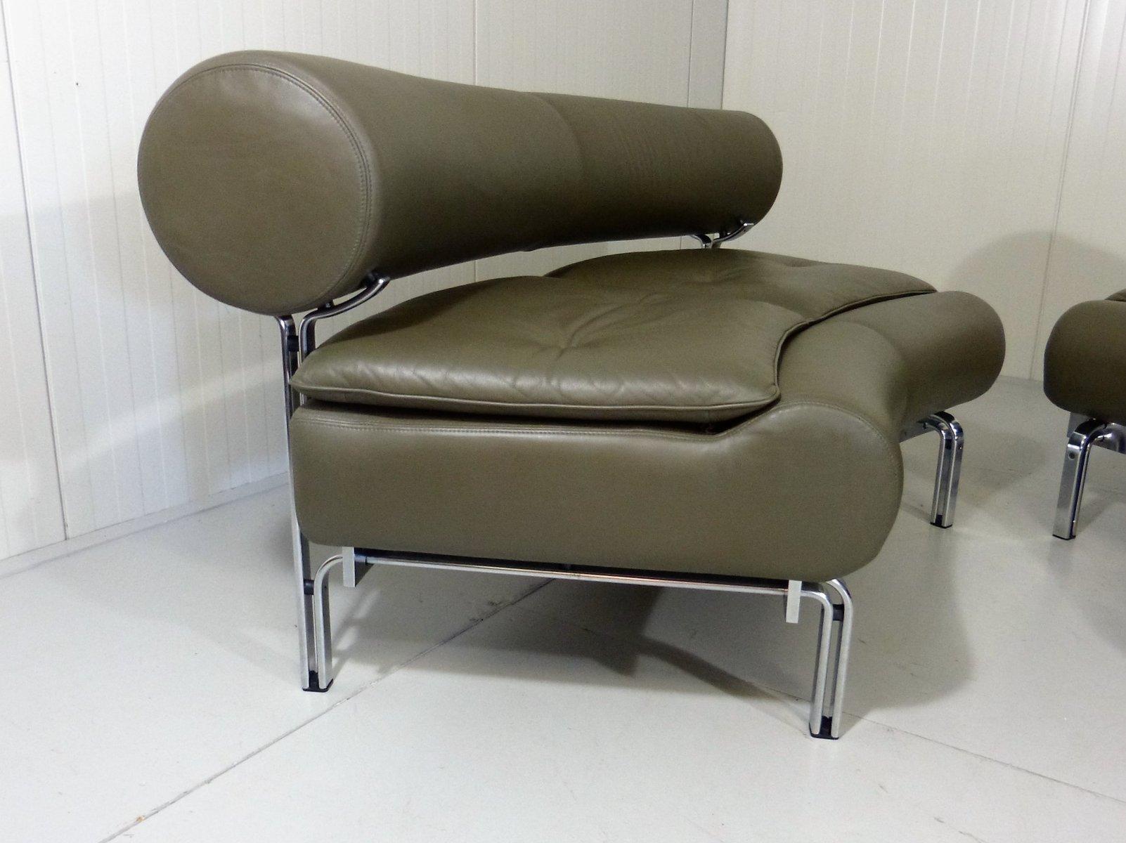 zwei sitzer sofas von horst br ning sofas f r kill international 1960er 2er set bei pamono kaufen. Black Bedroom Furniture Sets. Home Design Ideas