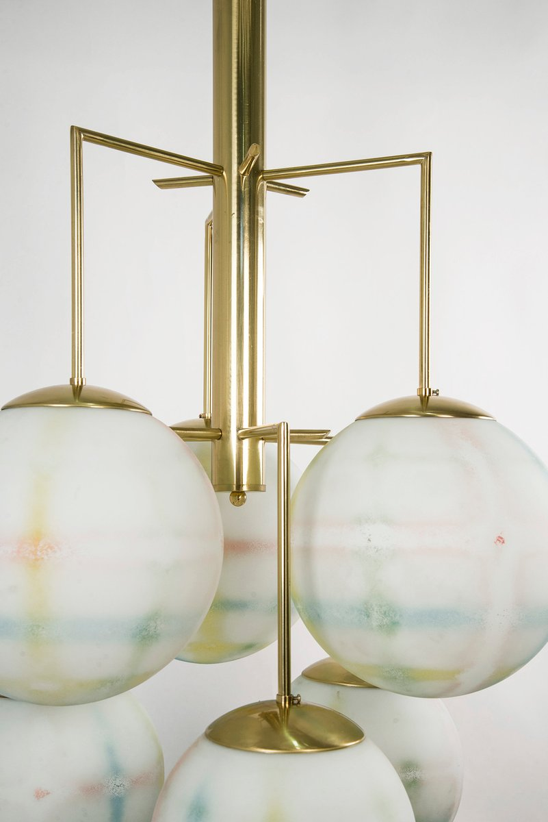 lustre en verre murano italie 2016 en vente sur pamono. Black Bedroom Furniture Sets. Home Design Ideas