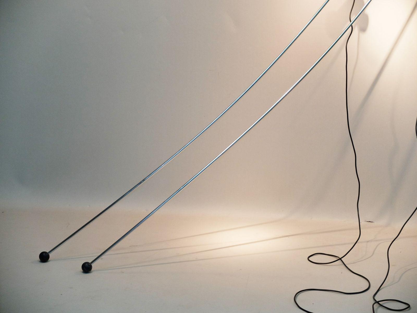italienische molla lampen von cesare leonardi franca stagi f r lumenform 1970er 2er set bei. Black Bedroom Furniture Sets. Home Design Ideas