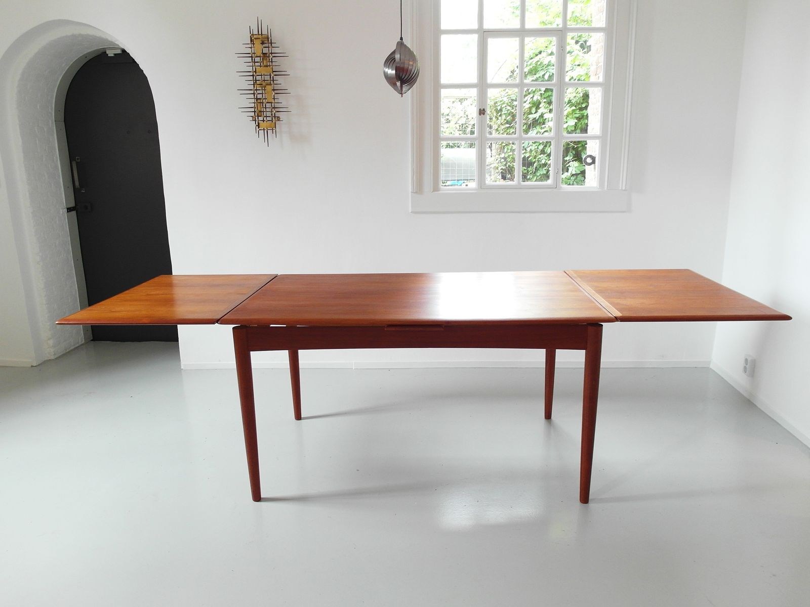 Danish Teak Dining Table from Dyrlund 1960s for sale at  : danish teak dining table from dyrlund 1960s 2 from www.pamono.com.au size 1600 x 1200 jpeg 918kB