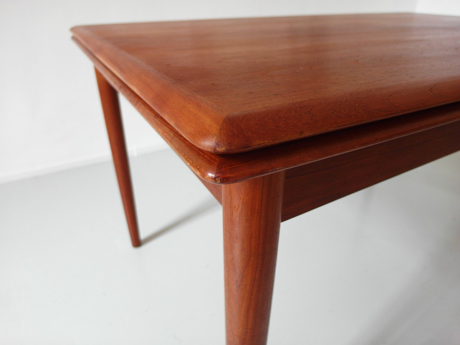 Danish Teak Dining Table From Dyrlund 1960s For Sale At Pamono