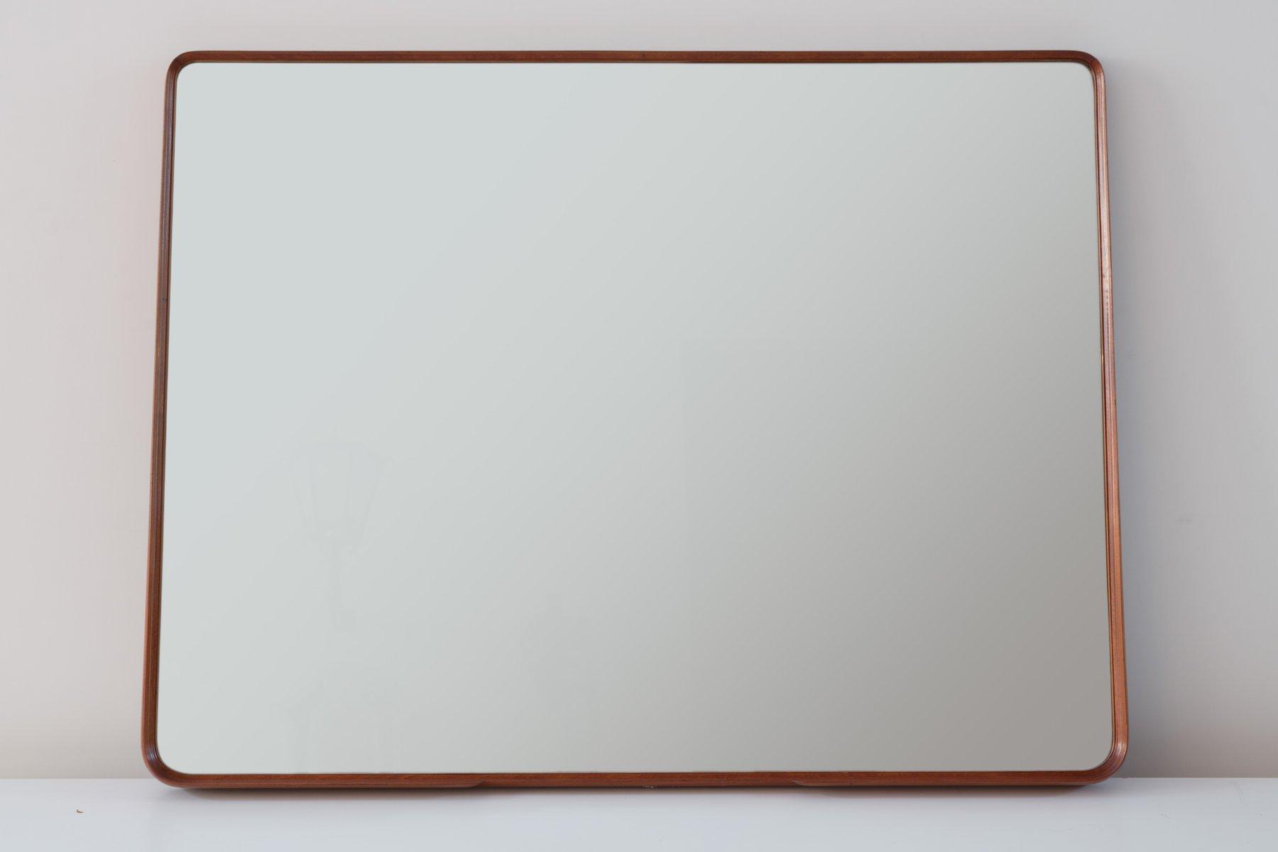 Specchio da parete di Paolo Buffa, 1948 in vendita su Pamono