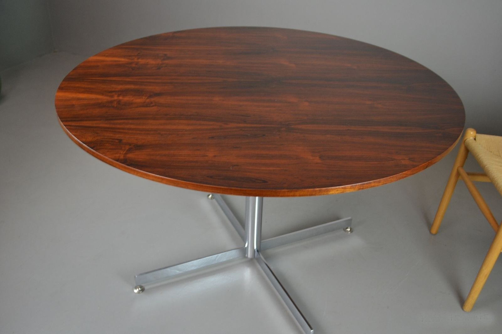 Adjustable Mid Century Rosewood Dining Or Coffee Table For Sale At Pamono
