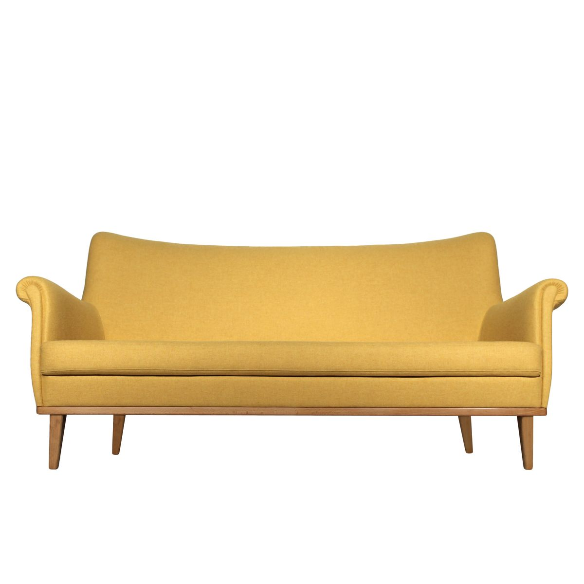 Yellow German Sofa 1955 For Sale At Pamono