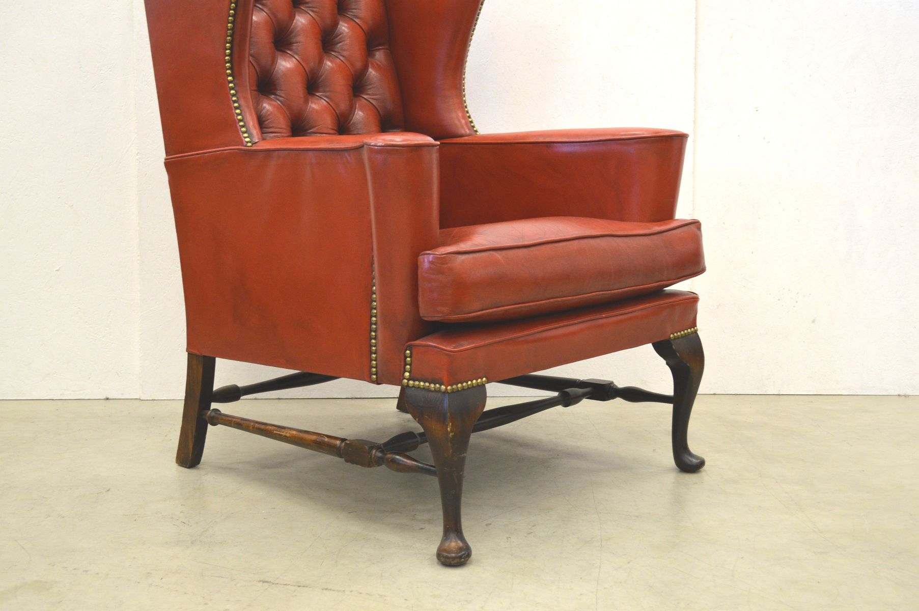 Wing chair with ottoman - Price Per Piece