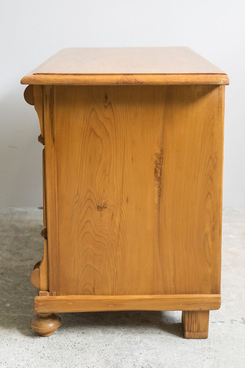 small antique commode with drawers 1880s for sale at pamono. Black Bedroom Furniture Sets. Home Design Ideas
