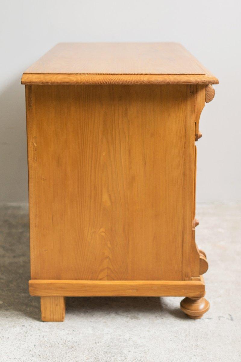 kleine antike kommode mit schubladen 1880er bei pamono kaufen. Black Bedroom Furniture Sets. Home Design Ideas