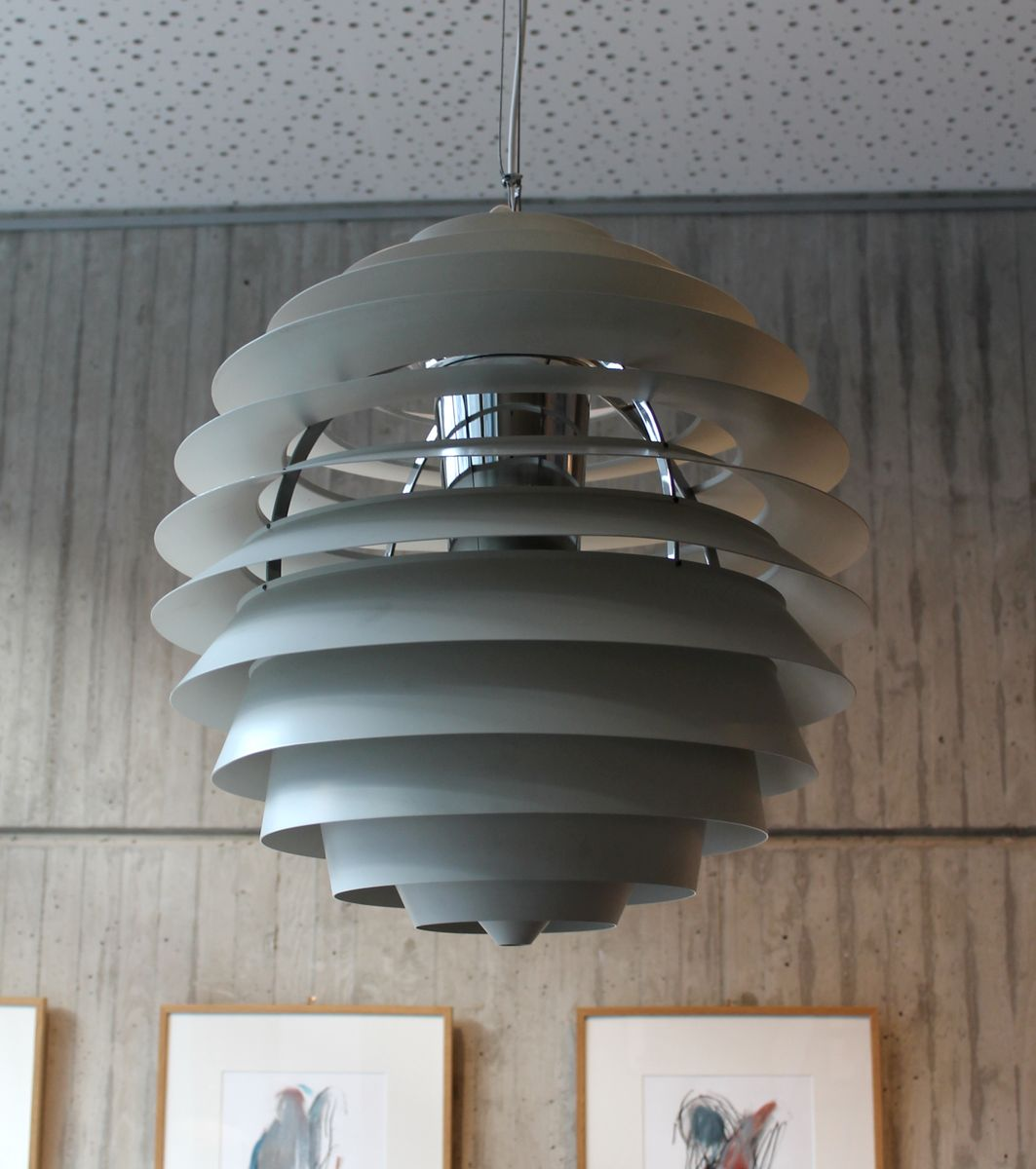 Hanging Lamp Philippines: PH Louvre Pendant Lamp By Poul Henningsen For Louis