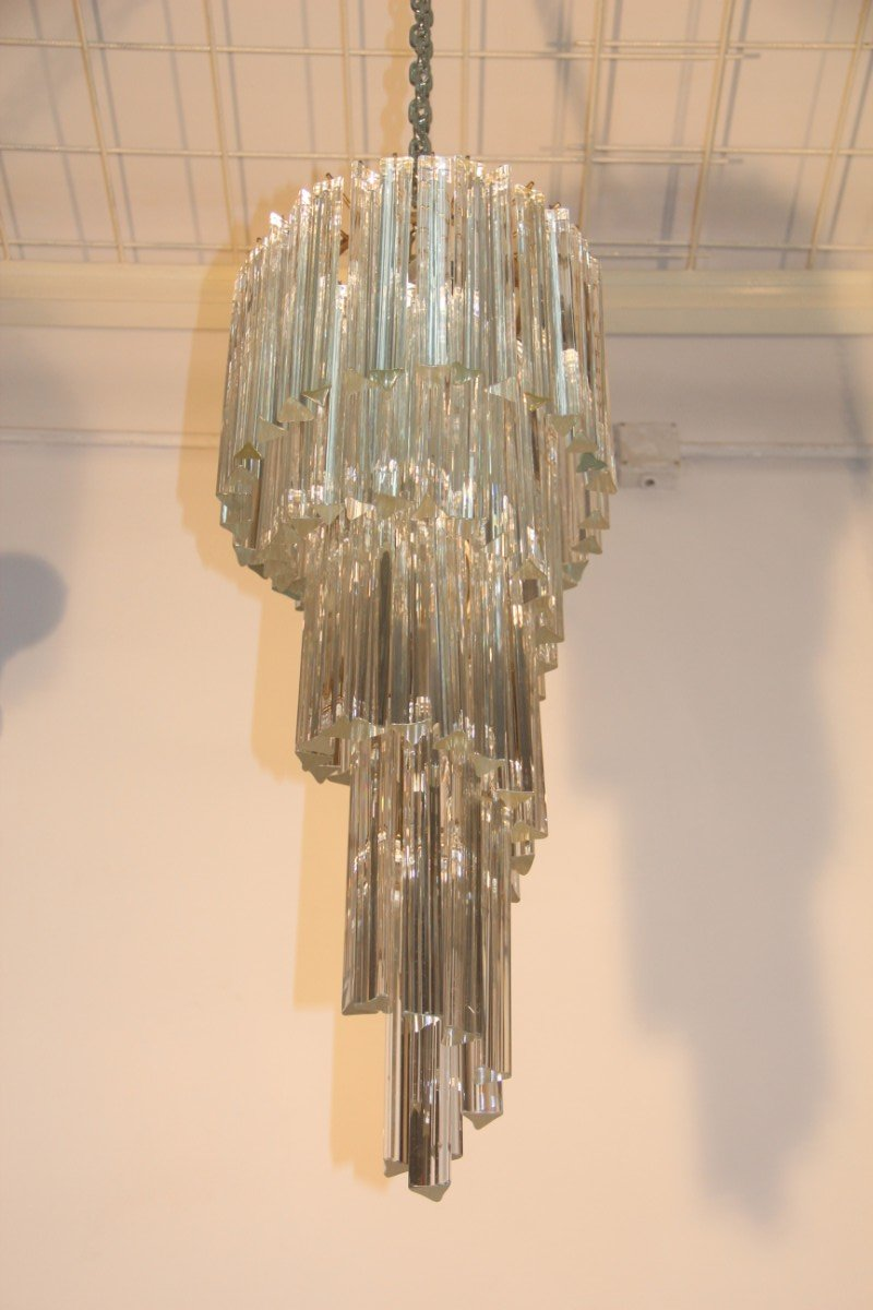 Italian cascading chandelier from venini 1960s for sale at pamono arubaitofo Images