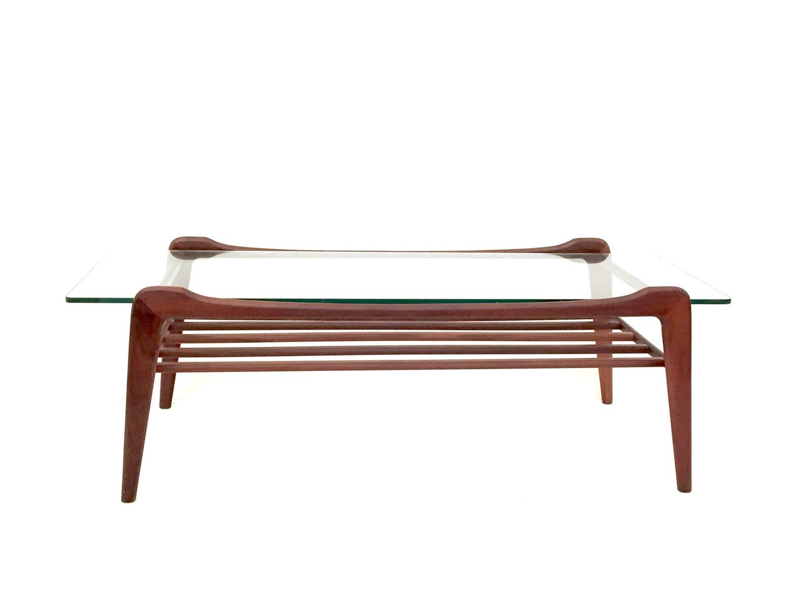 table-basse-vintage-en-teck-et-en-verre-de-g-plan-1970s-1 Luxe De La Redoute Table Basse Scandinave Concept