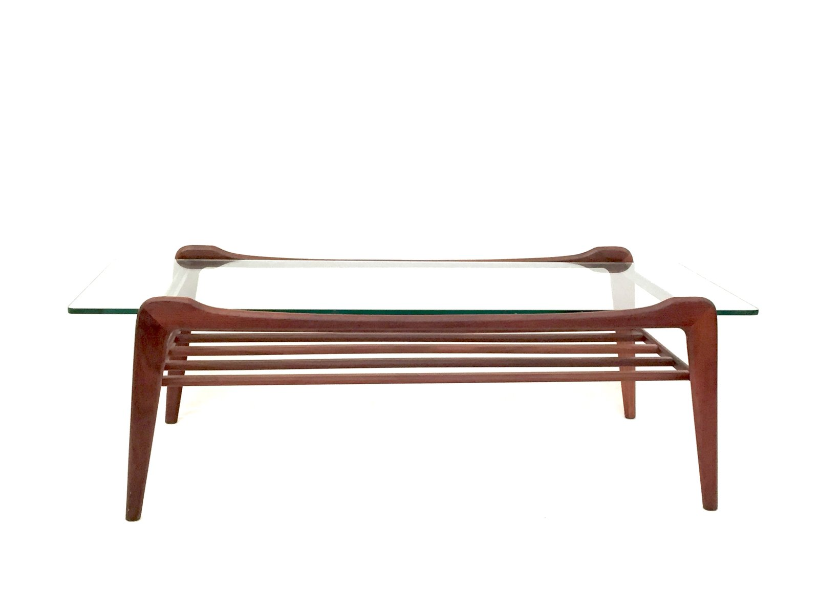 Vintage Teak & Glass Coffee Table from G Plan 1970s for sale at