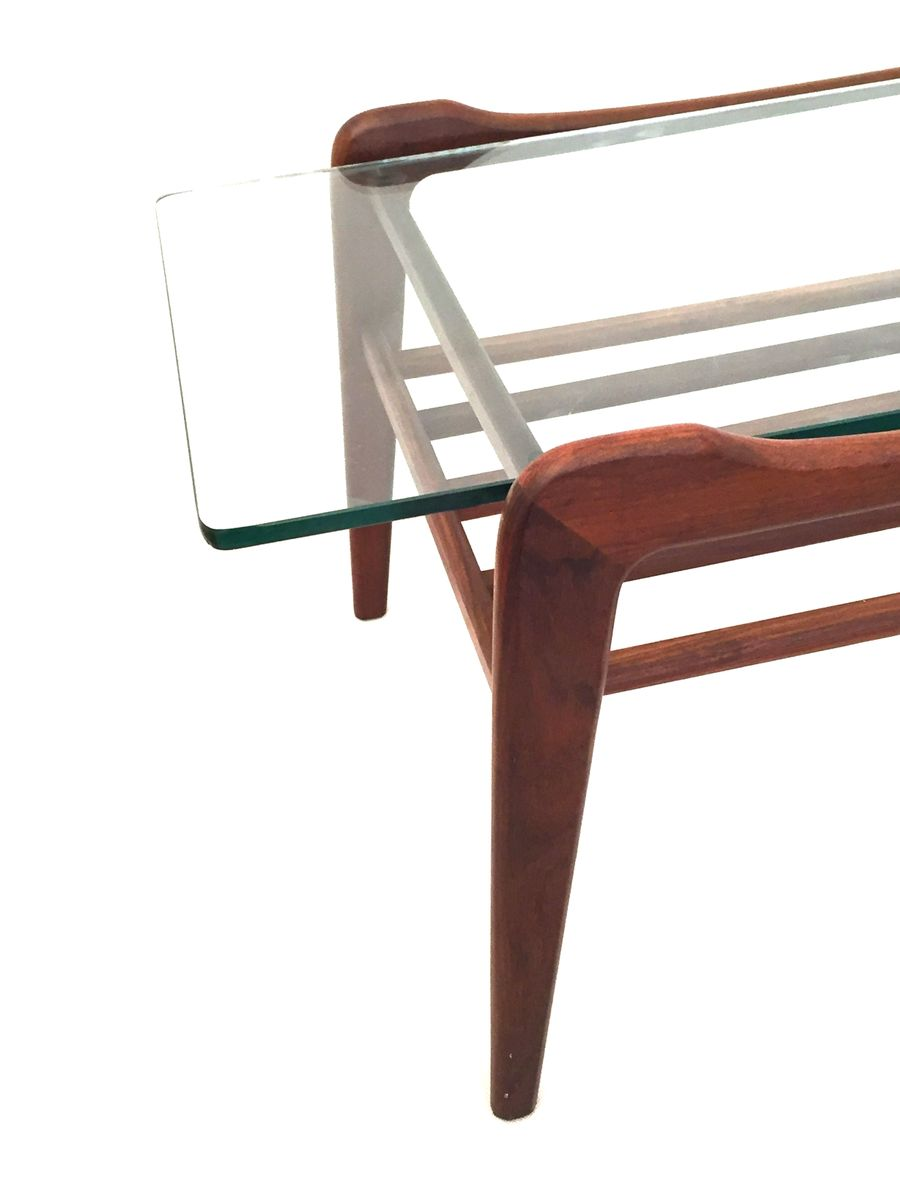 Vintage Teak U0026 Glass Coffee Table From G Plan, 1970s