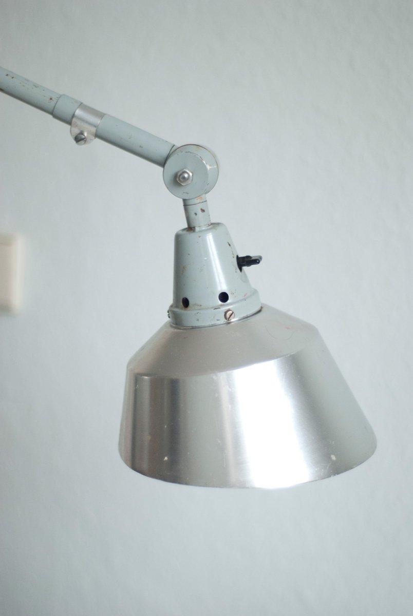 Grande Lampe Articulée Vintage Midgard R2 par Curt Fischer pour ...