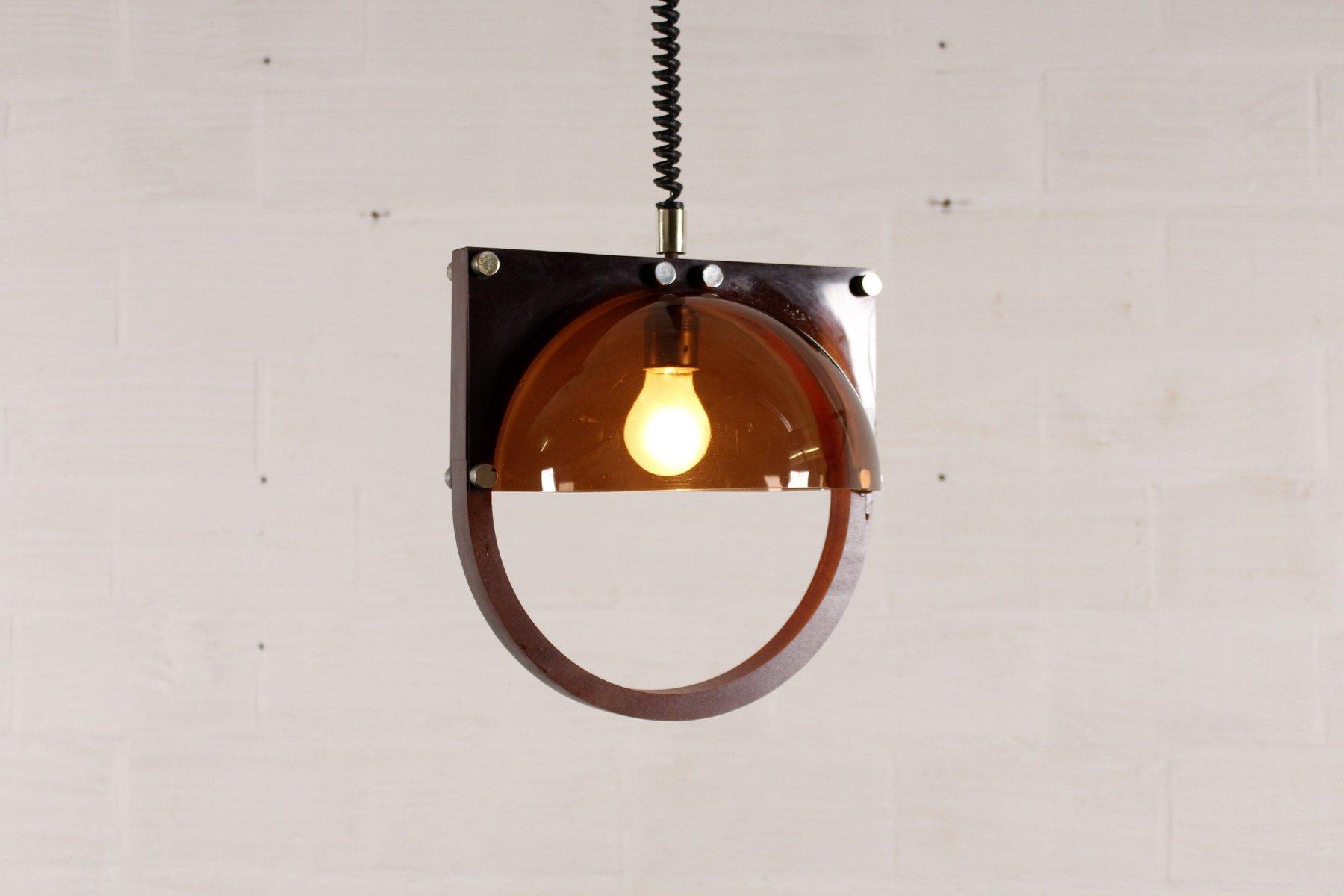 Vintage Plastic Lamp 16