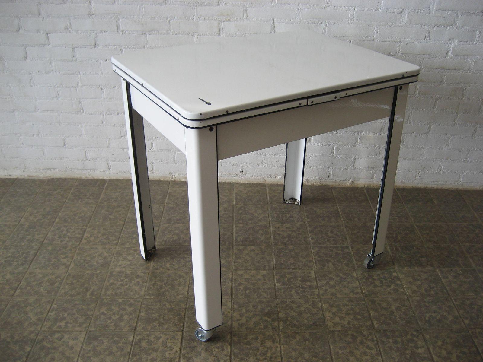 vintage esstisch aus belgien bei pamono kaufen. Black Bedroom Furniture Sets. Home Design Ideas