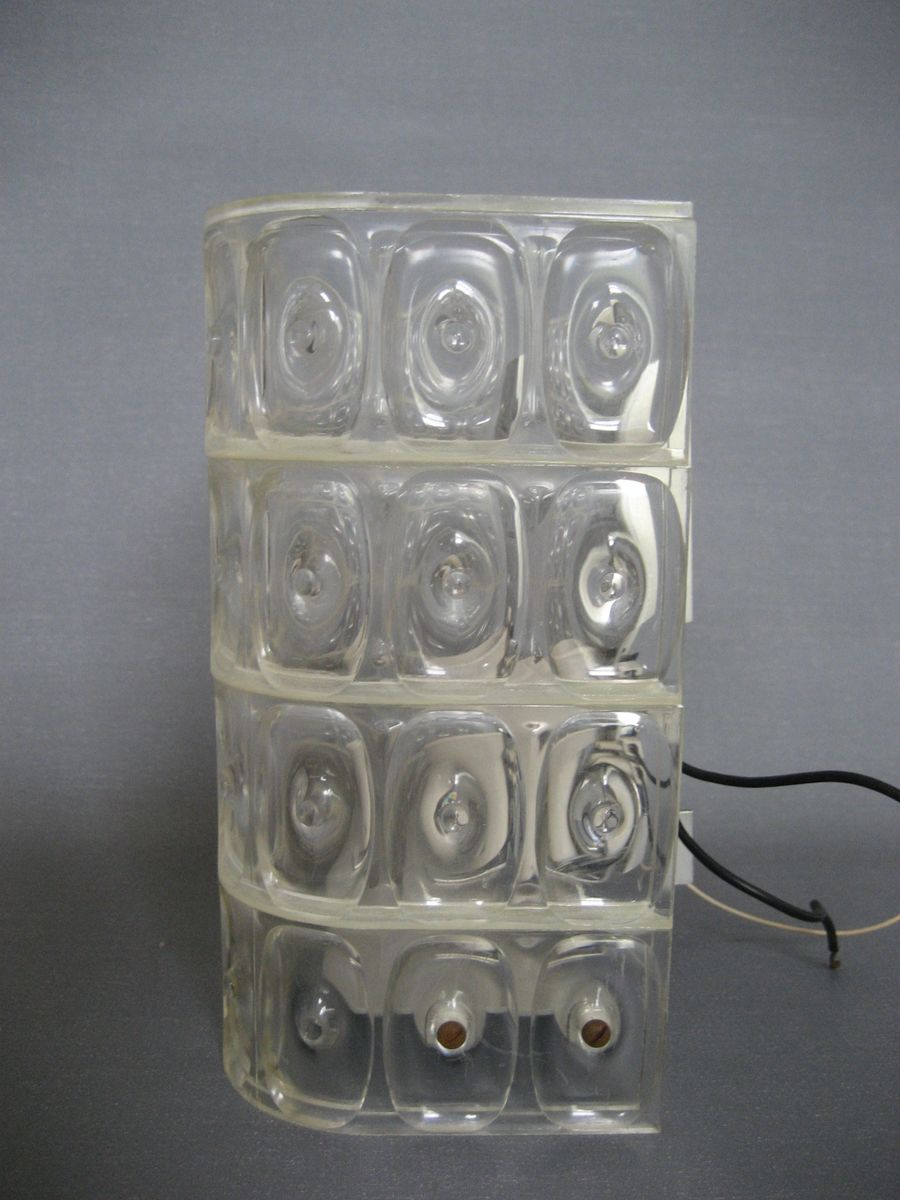 Vintage Plastic Lamp 15