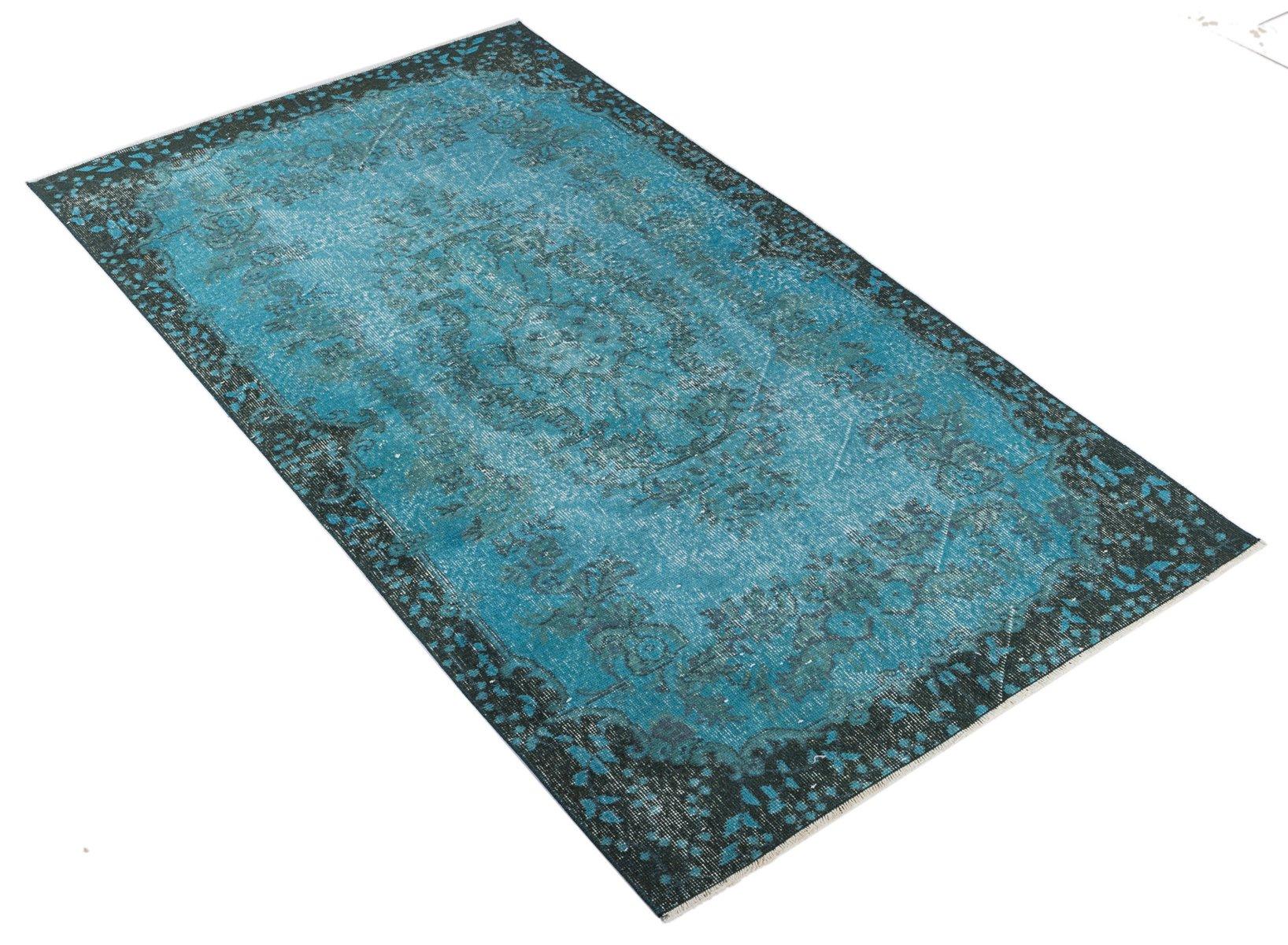 t rkis eingef bter t rkischer teppich bei pamono kaufen. Black Bedroom Furniture Sets. Home Design Ideas