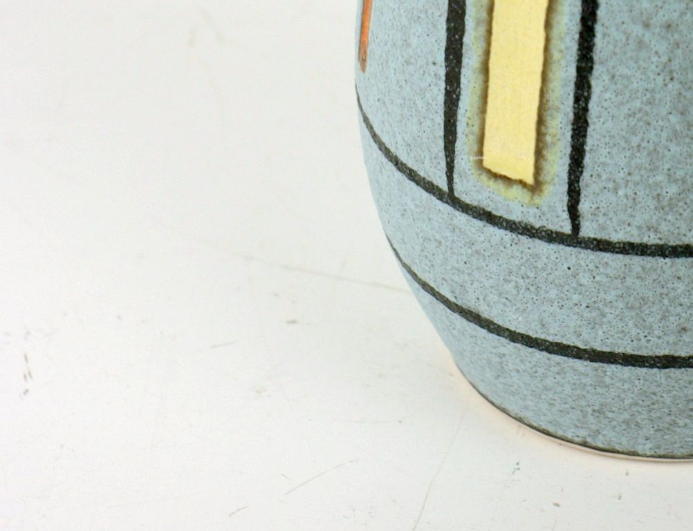 Small Mid Century Ceramic Vase For Sale At Pamono